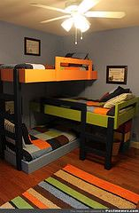 Custom Triple Bunk Beds #Funny-Pics http://www.flaproductions.net/funny-pics/custom-triple-bunk-beds/7049/?utm_source=PN&utm_medium=http%3A%2F%2Fwww.pinterest.com%2Falliefernandez3%2Fgreat%2F&utm_campaign=FlaProductions