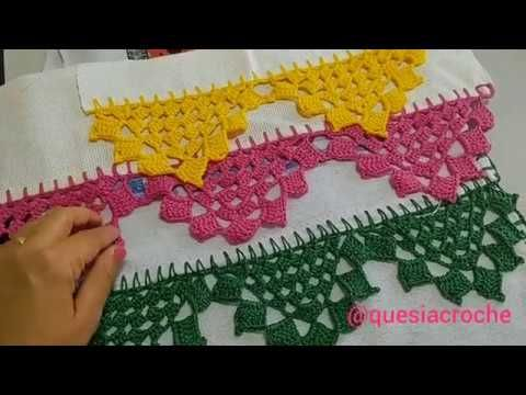 Pin De Rocio Taita Em Ganchillo Em 2020 Bico De Croche Croche