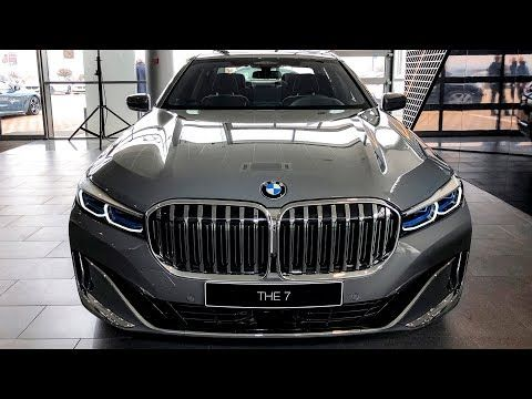New Bmw 7 Series 750li 2020 Walkaround Youtube Bmw 7 Series New Bmw Bmw