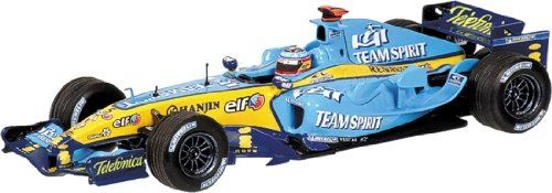 1/43 ルノー R25 #5 F.アロンソ 2005 ミニチャンプス http://www.amazon.co.jp/dp/B00B2L4390/ref=cm_sw_r_pi_dp_4nNnvb17J0GC1