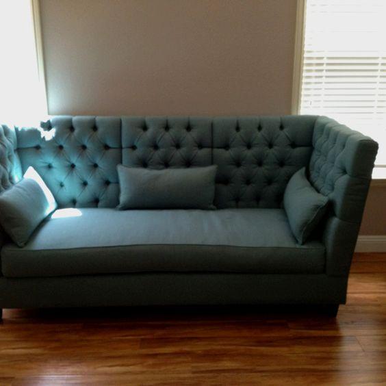 My new Taylor Scott sofa