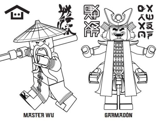 17 Free Lego Ninjago Movie Printable Activities Online Games