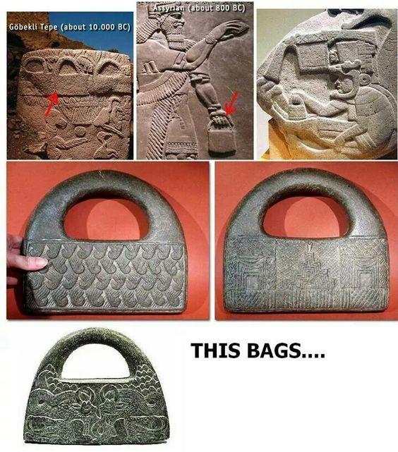 Tanrıların Çantaları