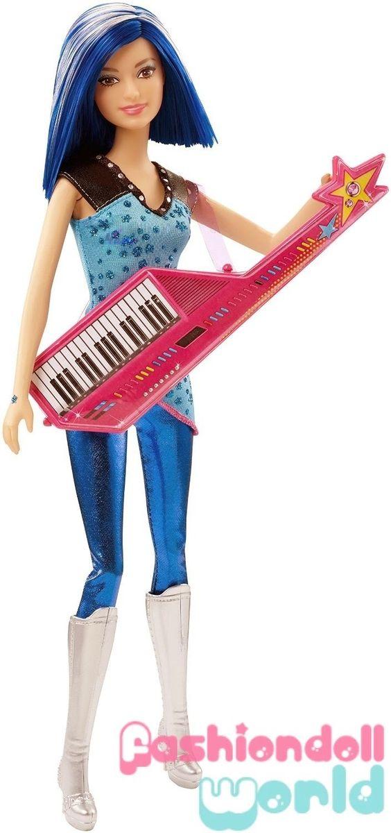 Barbie in Rock'N Royals - Co-Star: