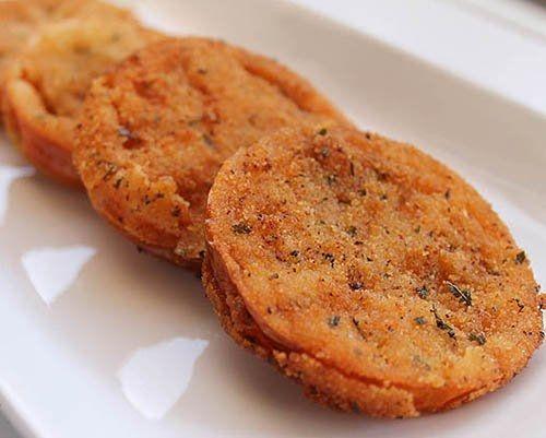 Tomates verdes fritos te ense amos a cocinar recetas for Cocina para cocinar