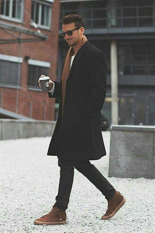 Winter is coming   Winter outfits men, Mens winter coat