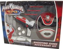 Power Rangers SPD - Shooting Game Accessory Kit Accessory kit for your Power Rangers S.P.D. Electronic Shooting Game. Includes Delta Blaster 3 http://www.comparestoreprices.co.uk/childs-toys/power-rangers-spd--shooting-game-accessory-kit.asp