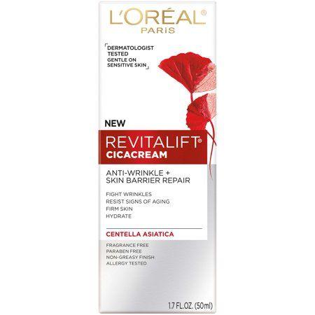 L'Oreal Paris Revitalift Cicacream Anti-Wrinkle + Skin Barrier Repair
