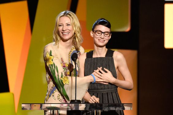 Rooney and Cate