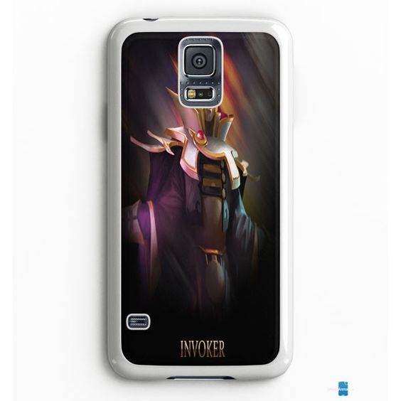 Dota 2 Invoker 2 Samsung Galaxy S7 Edge Case Aneend