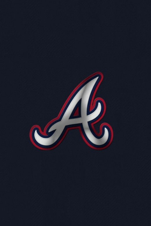 We Are Rockstars In Wallpaper World Find And Bookmark Your Favorite Wallpapers Baseball Basebal Atlanta Braves Wallpaper Atlanta Braves Logo Atlanta Braves