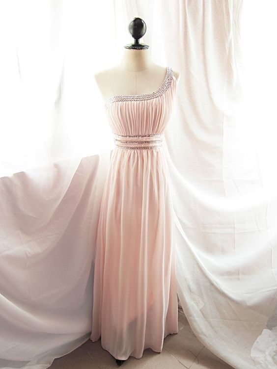 pretty in pale pink