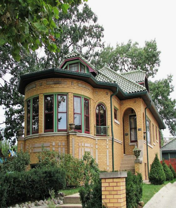 Pinterest the world s catalog of ideas for Bungalow house chicago