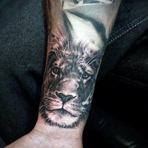 125 Best Lion Tattoos For Men Cool Designs Ideas 2020 Guide Mens Lion Tattoo Lion Tattoo Lion Tattoo Meaning