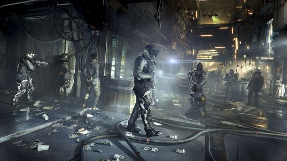 Deus Ex: Mankind Divided Review Deus Ex Human Revolution holds a special spot in my (gaming) memories. So, I'm sure you can imagine my joy when August 23rd came about. Now I want you to imagine my horror when Mankind Divided fell drastically short. http://www.thexboxhub.com/deus-ex-mankind-divided-review/