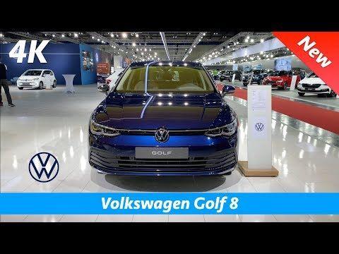 Volkswagen Golf 8 2020 First In Depth Look In 4k Interior Exterior Youtube Volkswagen Volkswagen Golf Vw Van