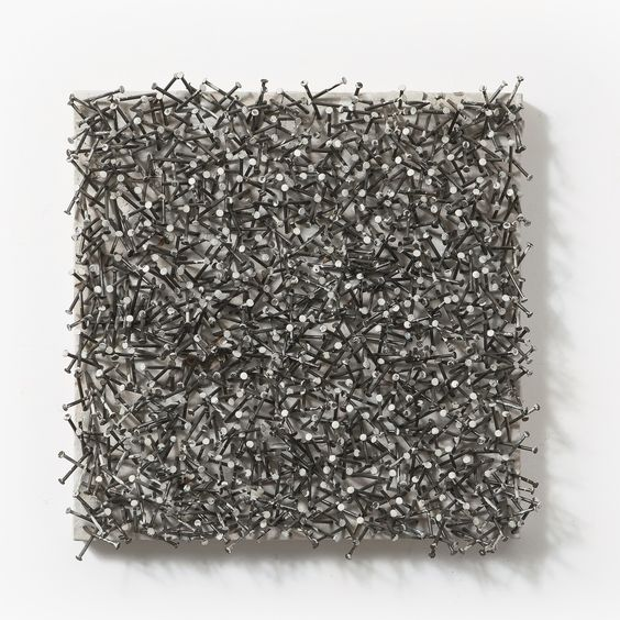 Günther Uecker   Lot   Sotheby's 12/11/14