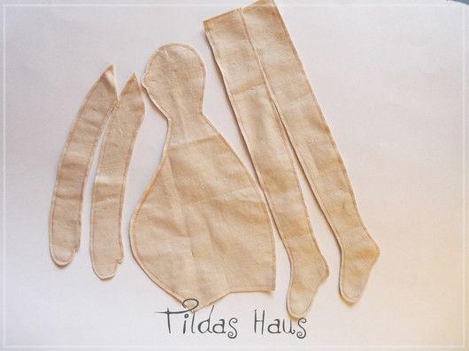 Мастер класс ручная работа текстиль куклы 145