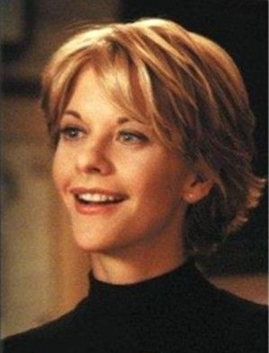 Kathleen Kelly by Meg Ryan in You've Got Mail, 1998