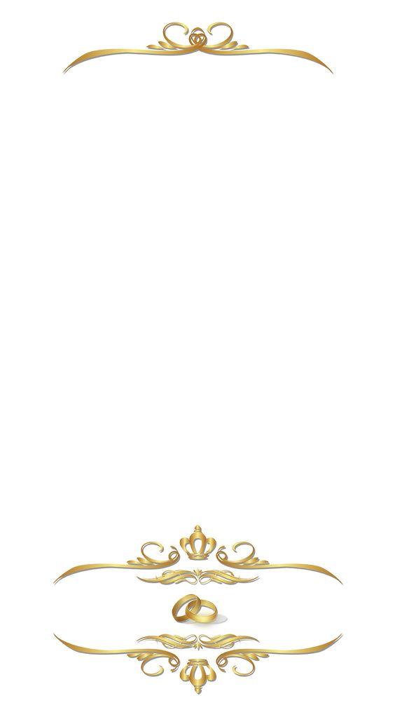 Elegant Golden Ornamental Wedding Snapchat Filter Geofilter Maker On Filterpop Wedding Snapchat Filter Wedding Snapchat Wedding Filters