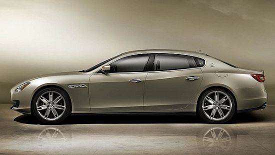 WEB LUXO - Carros de Luxo: Novo Maserati Quattroporte GTS chega ao Brasil por R$ 950 mil