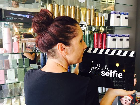 #FollicleSelfie www.folliclehair.co.za