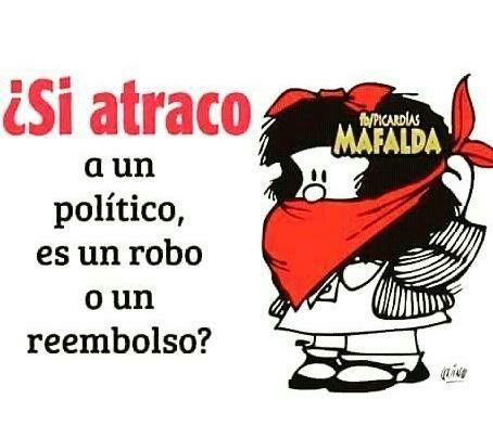 Chistes de Mafalda