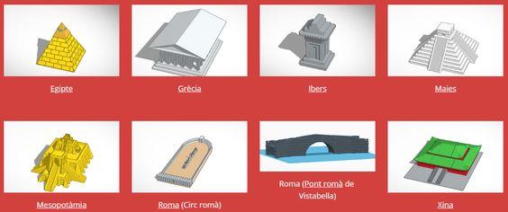 Dissenyem monuments 3D