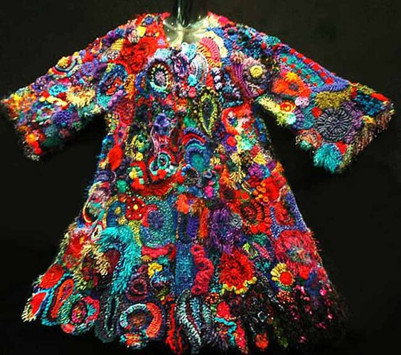 Prudence Mapstone Coat-of-many-Scrumbles, via Flickr.