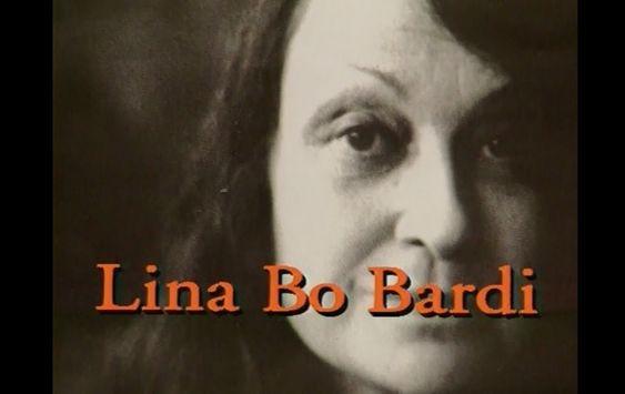 Lina Bo Bardi de Aurélio Michiles