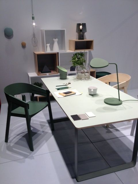 muuto 70 70 table workstation muuto workstation inspiration pinterest grey tables and. Black Bedroom Furniture Sets. Home Design Ideas