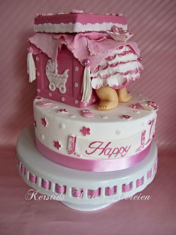 Kerstins Tortenzaubereien: 1.Geburtstag meiner Enkeltochter