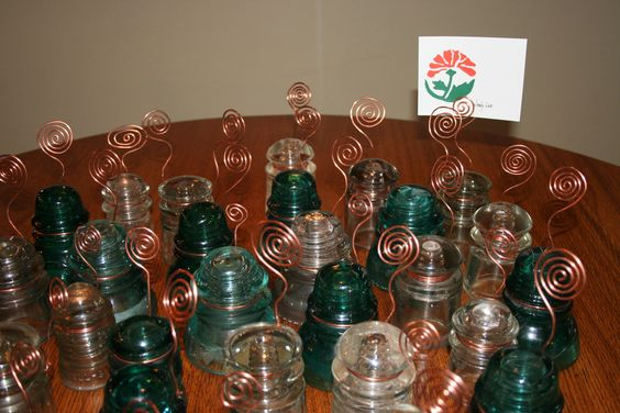 insulators - ready for that special keepsake