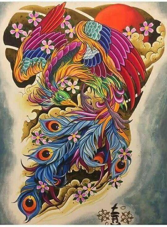 Inspiracao Tatuagem Phoenix Tatoo Tatuagens Literarias