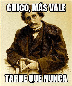 La sociología contemporánea rescata a Gabriel Tarde#NiUnDíaSinChisteMalo