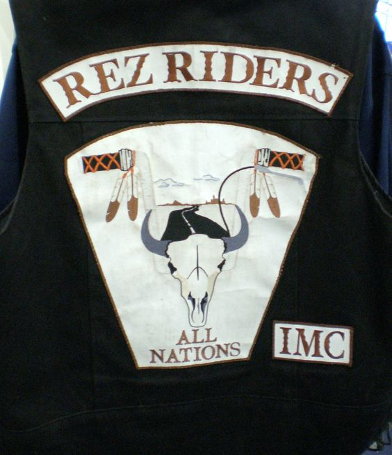 Ozark motorcycle rides patches