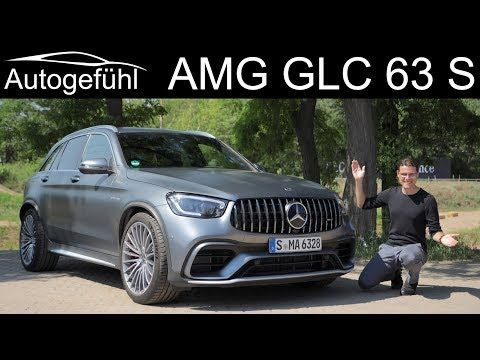 Mercedes Amg Glc 63 S Full Review 2020 Facelift Of The Suv Beast