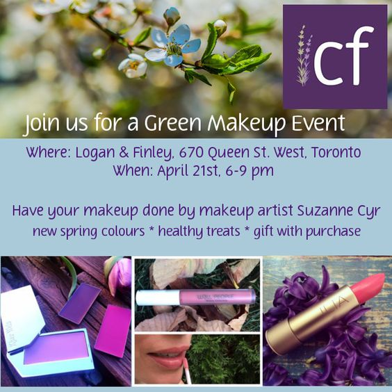 Can't wait to learn more about #greenbeauty from the experts @clemfields #ecolifestyle #green #beauty #skincare #natural #makeup