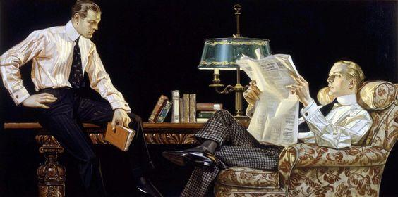 Joseph Christian Leyendecker (1874–1951)