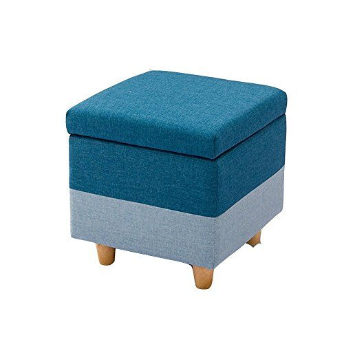 Homee Sofa Stool Cloth Storage Stool Storage Stool Can Sit On The