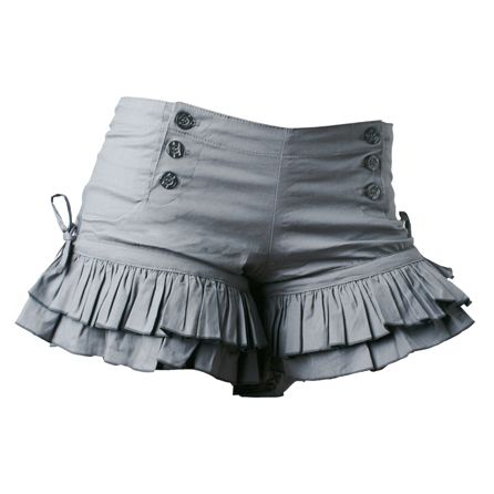 bloomers. The Todd and I are going Steampunk to Burning Man this year. SO adorable!: