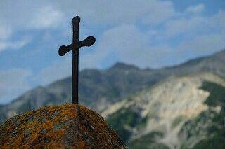 #Kreuz #Berge #Alpen