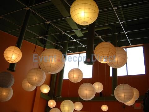 Magnetic Hanging Kit For Paper Ceiling Lanterns EDD MAGKIT LANTERN