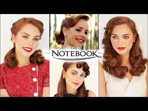 Inspired By Marilyn Monroe Audrey Hepburn Brigitte Bardot And Others These Vintage Hairstyl Retro Hairstyles Vintage Hairstyles Tutorial Vintage Hairstyles