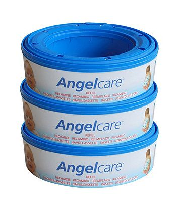 £13 Angelcare Refill Cassettes - 3 Pack