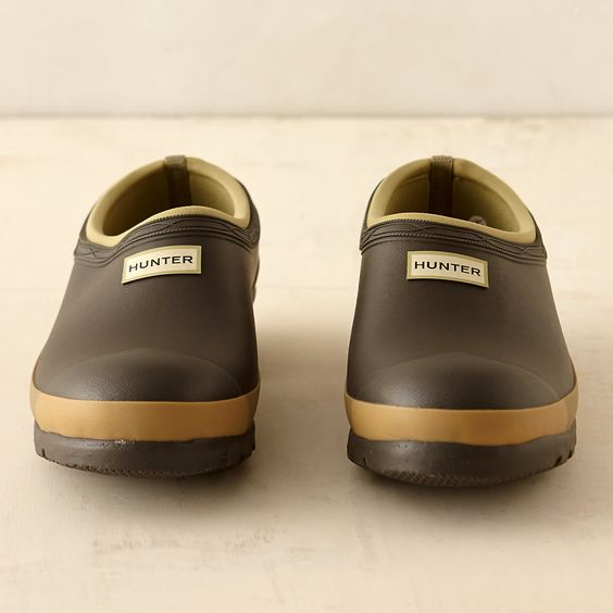 Hunter Garden Clogs Gardens Products and Clogs