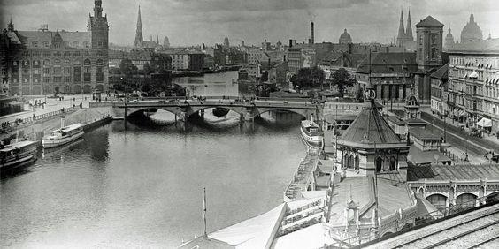 Die Waisenbrücke | Objekte und Geschichten | Stadtmuseum Berlin