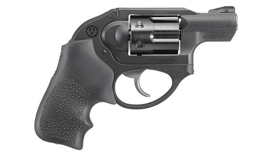 Ruger's LCR Revolver, now available in .327 Federal Magnum, features a concealed hammer to minimize snagging during concealed carry.