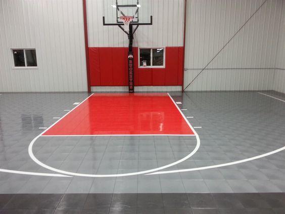 indoor sport courts - Google Search Indoor basketball court