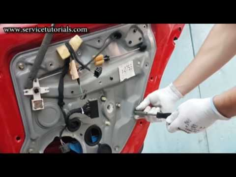 How To Remove Replace Rear Door Lock Module Vw Golf Mk4 Bora Jetta In 25 Steps Youtube Vw Golf Mk4 Vw Golf Door Locks